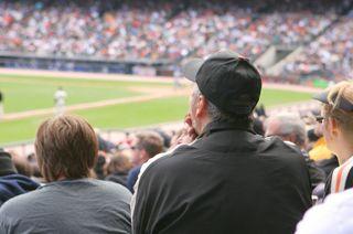 Father Son Baseball Game