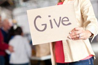 Your Generosity Image