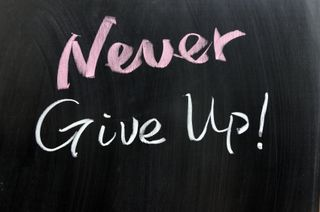 IStock_000020268319XSmall Never Give Up -- The Vocabulary of Perseverance and Persistence