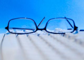 Eyeglasses Vision versus Sight iStock_000003105407XSmall